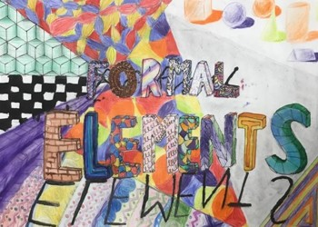 Year 7 Art Posters