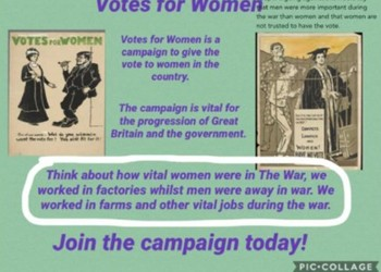 International Women's Day at Blenheim