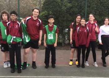 Year 8 House Netball Competition