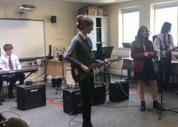 Friends of Blenheim secure Music Grant