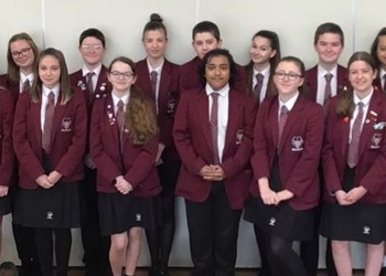Our new Student Wellbeing Ambassadors