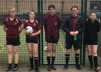 Year 9 Girls Football Tournament