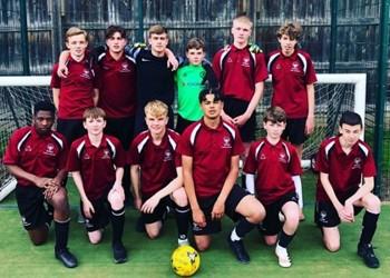 Boys Football Tournament