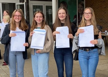 Record GCSE Results for #teamblenheim