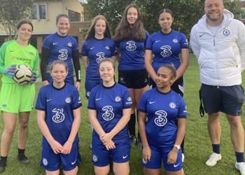 Girls North Surrey Seven-a-side Tournament