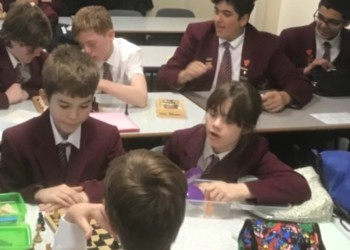 Chess Club is back!