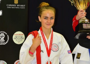 Multiple Karate Successes for Louise Groves!