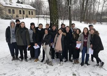 Year 12 Philosophy & Ethics trip to Krakow