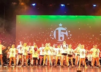 Students take part in dance show at the Epsom Playhouse
