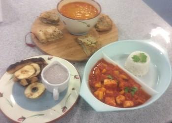 GCSE Food Practical Assessment complete!