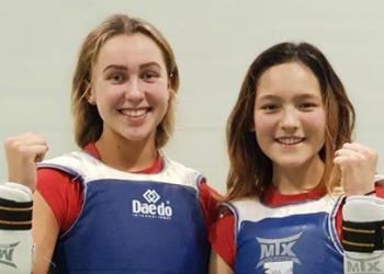 Our Taekwondo star Leyla joins the Great British team!