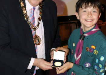 Jack Petchey Award for Leon