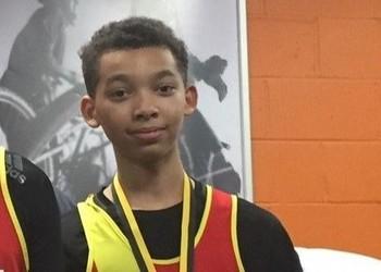 Bronze medal win for Eliot