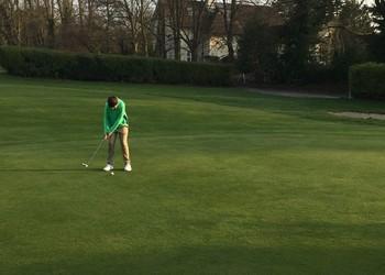 Golf Scholarship for Kieran