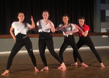 GCSE Dance Showcase 2019