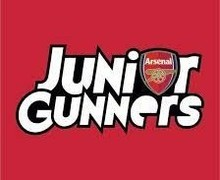 Junior Gunners Logo