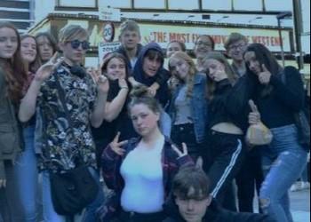 Blenheim High School of Rock