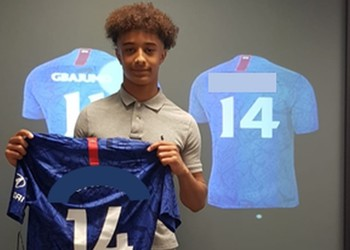 New Chelsea Signing