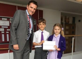 Primary School iPad Winners