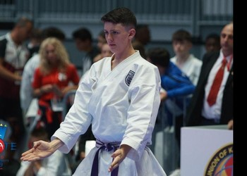 Karate Success for Oliver