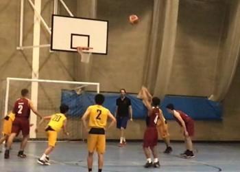 Under 16 Boys Basketball