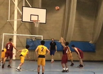 Under 16 Boys Basketball