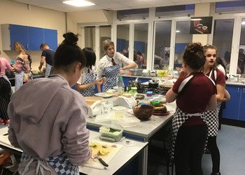 Blenheim House Masterchef Results