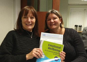 Emotional Literacy Support Assistants' Graduation