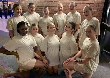 The Great Big Dance Off Competition (London Regional Championship) – CHAMPIONS!