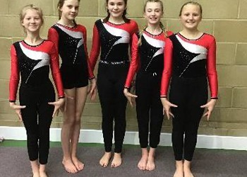 Surrey Schools' Gymnastics Association U13 Floor & Vault Competition