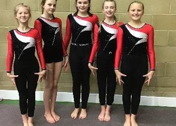Surrey Schools' Gymnastics Association U13 Floor & Vault Competition