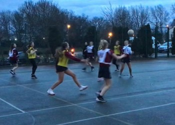 Years 9 and 10 Girls' Netball – NSSSA Competitions