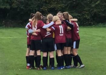 Under 16 Girls' Football – ESFA National Cup Last 16