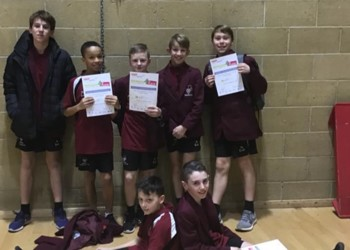 Year 7 Boys' Surrey County Athletics Final Competition