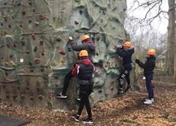 Year 11 Rock Climbing