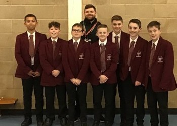 Year 7 Boys' Basketball – Surrey Schools' WINNERS!