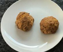 Carrot scones