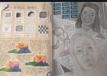 Fantastic Fine Art from Sarah