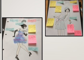 Year 8 and 10 textiles students produce some fantastic work