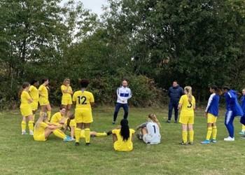 Blenheim CFC Team start the season with a win