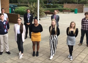 Welcome to our new Student Leadership Team